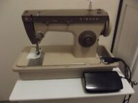 SINGER L47 SOLID HEAVY DUTY SEWING MACHINE