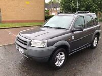 Land Rover Freelander 2.0 TD4 GS 5dr ONE OWNER FROM 2003