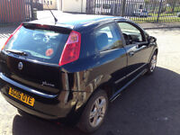 //Fiat Grande Punto 1.4 petrol for sale or swap on Zafira after 2005 or good MPV//