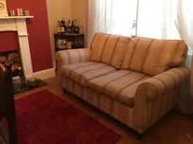 Laura Ashley 2 seater settee sofa