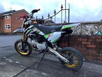 Pit bike M2r 140