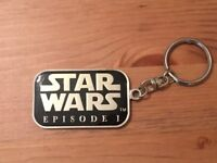 Official Star Wars Episode 1 Key Ring