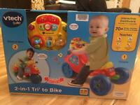 Child VTech Trike to Bike toy