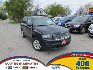 2014 Jeep Compass SPORT | ALLOYS | CLEAN | MUST SEE
