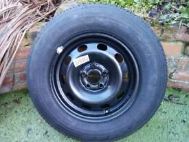 Tyre Goodyear 175/80 R14 88T on VW Golf wheel