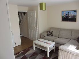 Double bedroom in terraced house to rent