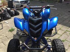 06 Of road Yamaha raptor 660