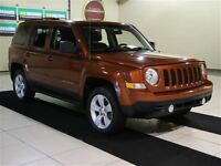 2012 Jeep Patriot NORTH EDITION 4WD BAS KILO