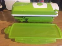 NICER DICER STYLE CHOPPING AND SLICING MACHINE