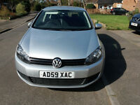 VW GOLF S 1.4 5 DOOR HATCHBACK , SILVER , FULL SERVICE HISTORY