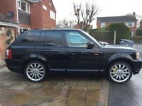 Range Rover Sport Overfinch 4.2 Supercharged V8