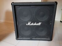 Marshall 4x100 bass cabinet, great condition