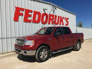 2008 Ford F-150 Lariat**97% Customer Referral Rate**