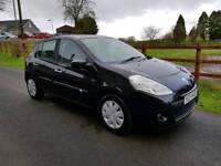 2009 RENAULT CLIO EXPRESSION 1.5 DCI *ONLY 78000 MILES*
