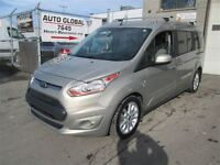 2014 Ford Transit Connect Titanium,4 CYLINDRE 2.5 LITRES,7 PLACE