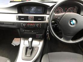 3 MONTHS WARRANTY-AUTOMATIC BMW 325 HALF LEATHER MOT SEP 18 SAT NAV