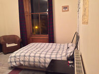 Double bedroom to rent in shared flat - Kelvinbridge.