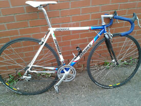Paul Donohue Reynolds 853 road bike
