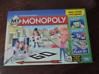 My Monopoly Board Game – Brand New