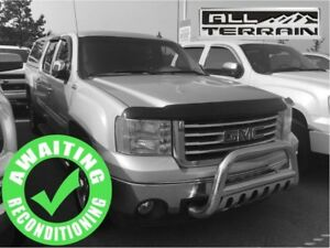 2011 GMC Sierra 1500 SLT Z71| Sun| DVD| Rem Start| Painted Canop