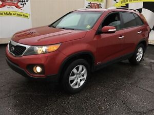 2011 Kia Sorento LX, Automatic, Heated Seats, Steering Wheel Con