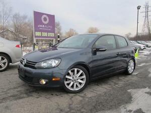 "2011 Volkswagen GOLF SPORTS SUNROOF ""MANUAL"" 1 YR WARRANTY"