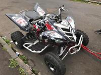 Raptor 700R road legal with extras may swap/px my way