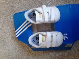 baby superstar shoes 0-3 months