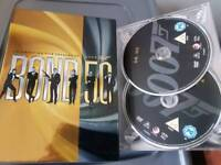 James Bond Collection New (All movies)