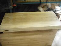 SLABS OF DRIED ASH, GREAT COFFEE TABLE TOPS.