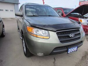 2008 Hyundai Santa Fe GLS 3.3L | HEATED SEATS | London Ontario image 3