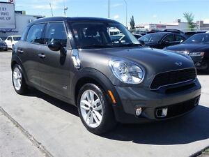 2012 MINI Cooper S Countryman ALL 4|NAVIGATION|LEATHER|PANO-ROOF