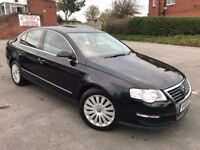 Volkswagen Passat 2.0 TDI CR Highline 4dr EXCELLENT CONDITION LOW MILEAGE LEATHER HEATED SEATS