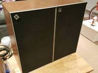 Leak 2030 Vintage Hi-fi Speakers