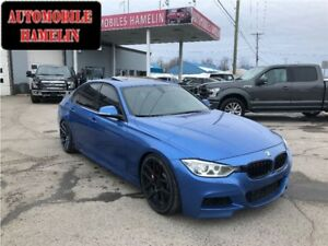 2013 BMW 3 Series 335i xDrive M package gps toit full