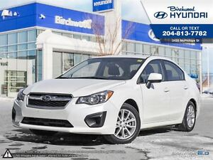 2014 Subaru Impreza 2.0i w/Touring Pkg AWD Heated Seats