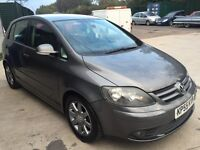 VW Golf Plus GT TDI 140ps Full services history