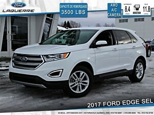 2016 Ford Edge **SEL*AWD*CAMERA*CRUISE*A/C**