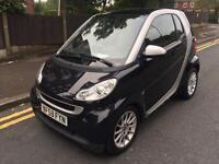 SMART FORTWO PASSION CDI AUTO 0.8 DIESEL 59REG MUST SEE **