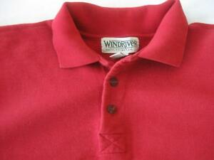 LIKE-NEW WINDRIVER MANS 100% COTTON [ SIZE XXL  ] HEAVY COLLARED SWEATER