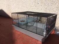 Medium hamster cage
