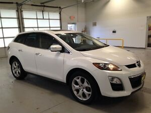 2011 Mazda CX-7 GT| LEATHER| AWD| SUNROOF| BLUETOOTH| 68,652KMS Kitchener / Waterloo Kitchener Area image 8