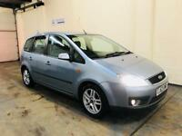 Ford Focus c max 1.8 zetec in stunning condition full service history 1 years mot low mileage