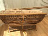Rattan furniture chair and sofa