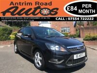 2010 FORD FOCUS ZETEC S 2.0 TDCI ** AUTOMATIC ** FINANCE AVAILABLE WITH NO DEPOSIT