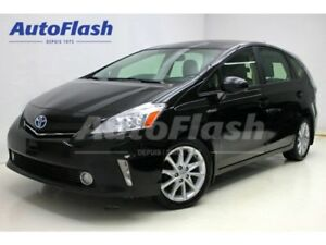2014 Toyota Prius v Hybrid/Electric * Camera * Toit-Ouvrant/Sunr