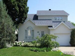 329 800$ - Maison 2 étages à vendre à St-Hyacinthe (Douville)