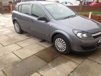 £1495, 56 reg vauxhall Astra 1.7cdti full mot drives excellent