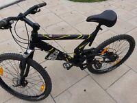 "Scott FX30 USA Shimano 24 Gears 26"" Wheels Full Suspension Mountain Bike"