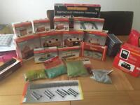 Hornby scenery job lot **SOLD**